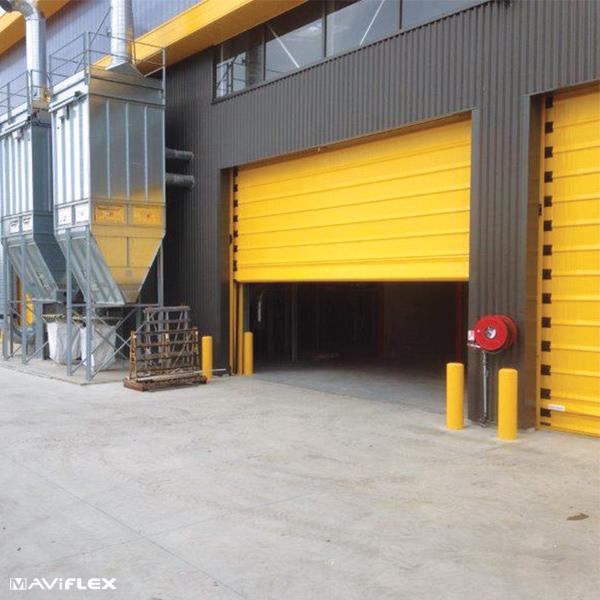 Porte automatique extérieure MaviMAX-MAVIFLEX