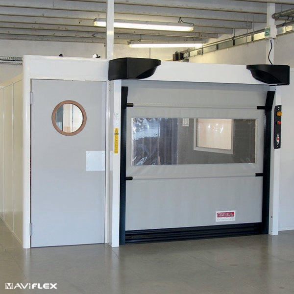 Porte automatique intérieure MaviONE-MAVIFLEX
