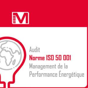 Audit ISO 50 001